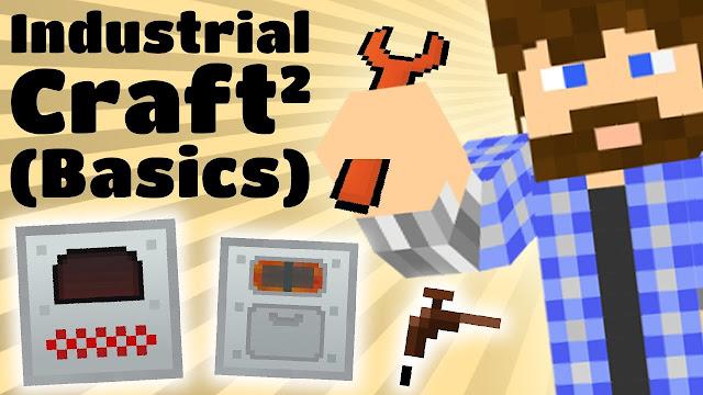 Industrial Craft 2 Mod 1.12.2/1.11.2 (Power & Machines)