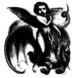 Goetia - Valac (ilustração)