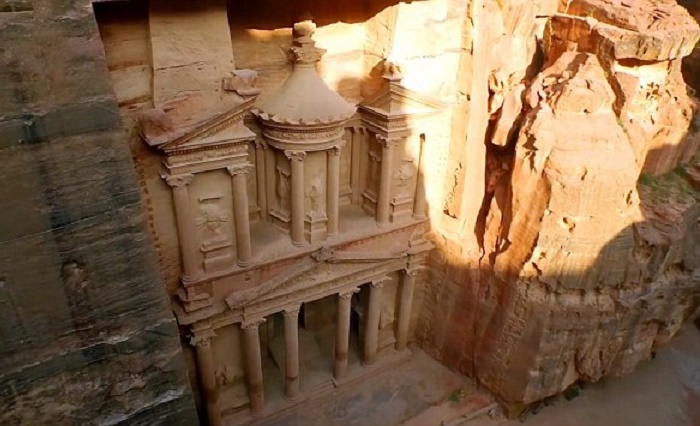 Explore the magical ruins of Petra on Google Street View
