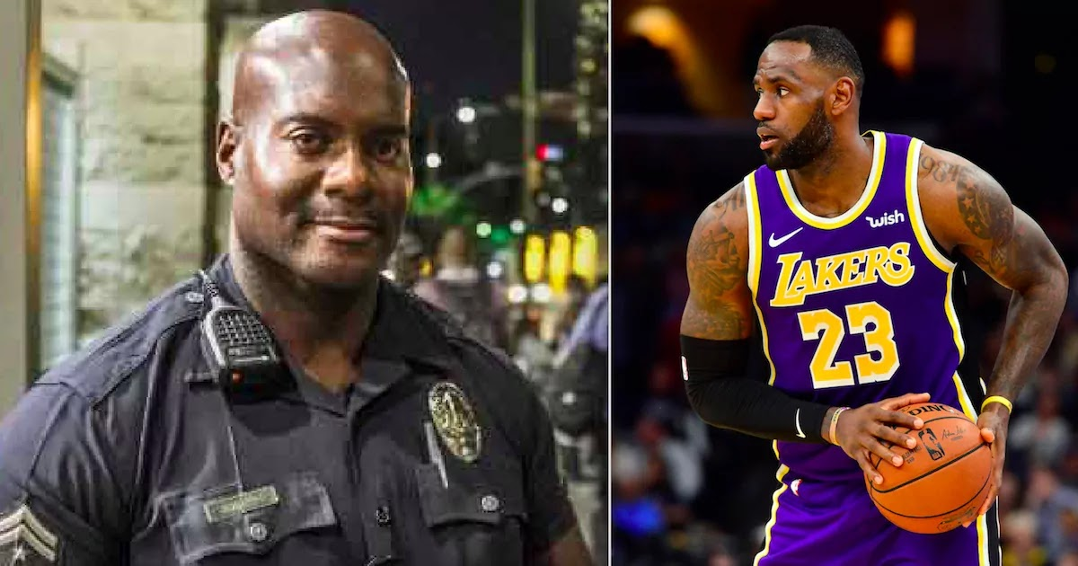 Respected LAPD Officer Deon Joseph Writes Open Letter To LeBron James, Asking Him To Meet, Following Attack On Fellow Officer