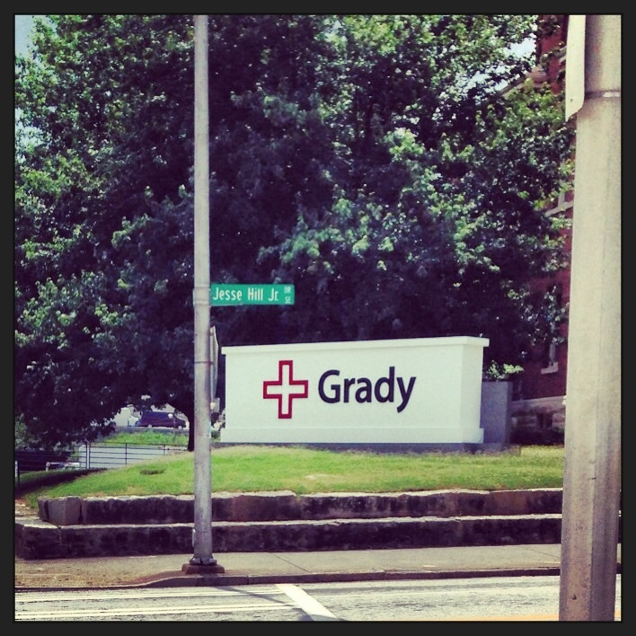 Reflections of a Grady Doctor: November 2016