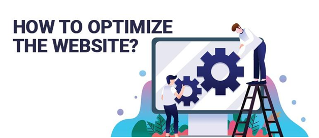 How to optimize the Website