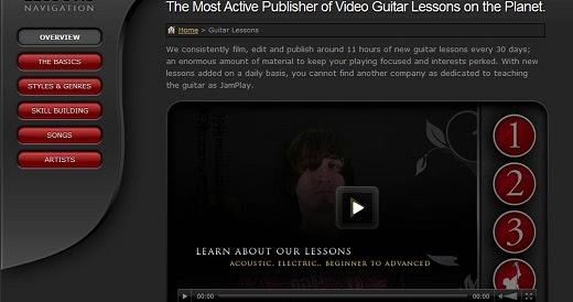 guitar tuning online what is the best online guitar tuner rockosphere. Black Bedroom Furniture Sets. Home Design Ideas