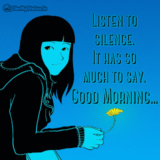 Good Morning Quotes And Image