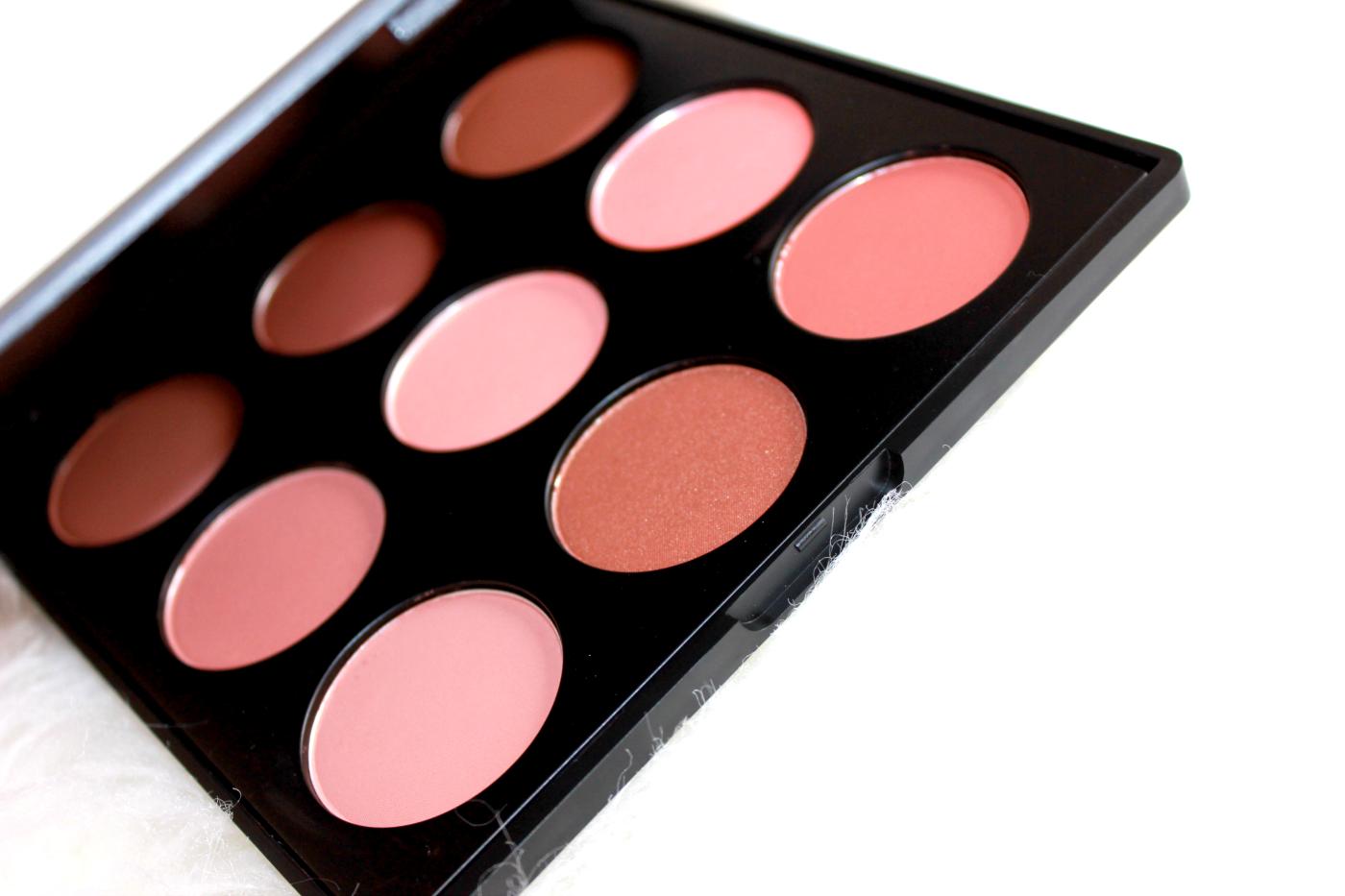 Morphe 9n The Naturally Blushed Blush Palette Eline Blaise