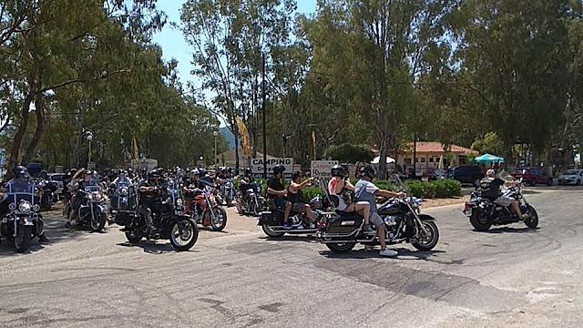 Ήγουμενίτσα: Μοτοσυκλετιστές Harley Davidson στην Ηγ/τσα με κοινωνική, μουσική και τουριστική δράση