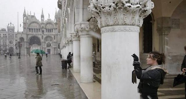 Inverno em Veneza