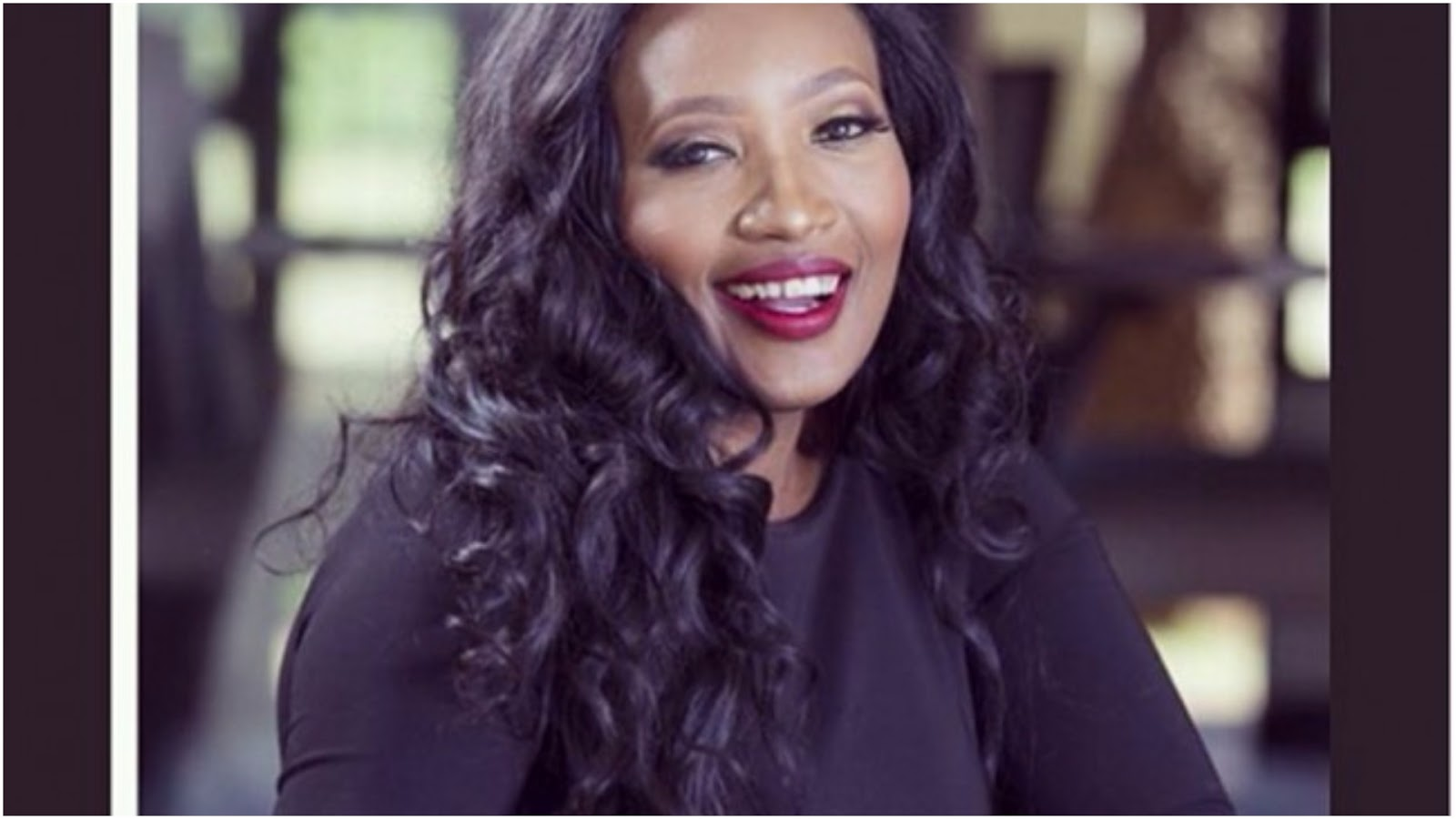 Sophie Ndaba loses weight after her Divorce.