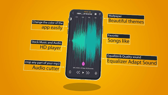 amazing music playing app for android