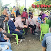 Turut Berbelasungkawa, Kapolsek Marbo Bersama Personil Berkunjung Ke Warga