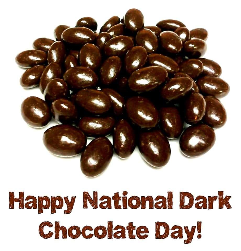 National Dark Chocolate Day Wishes Beautiful Image