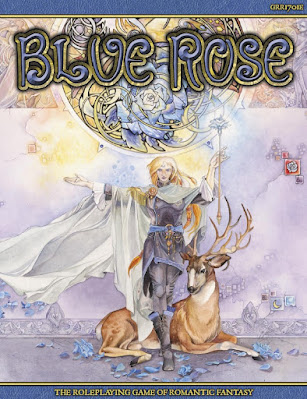 Blue Rose, 1st Edition