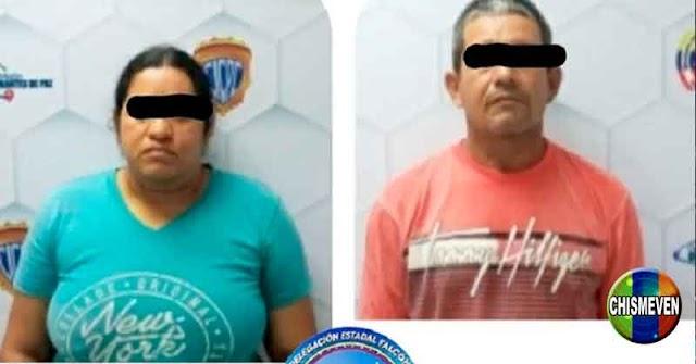 Detenidos en La Cañada por cortarle la cara a una mujer con una navaja