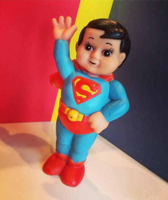 Superman Super Juniors toy