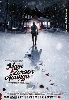 Main Zaroor Aaunga First Look Poster 1