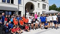 Победителите в 4-тата лекоатлетическа обиколка в курорта Св. Св. Константин и Елена