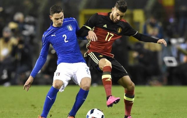 Belgica vs Italia en vivo Eurocopa 2016
