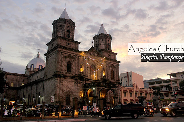 Angeles Church Pampanga