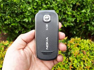 Hape Jadul Nokia 7230 Slide Seken Mulus Kolektor Item