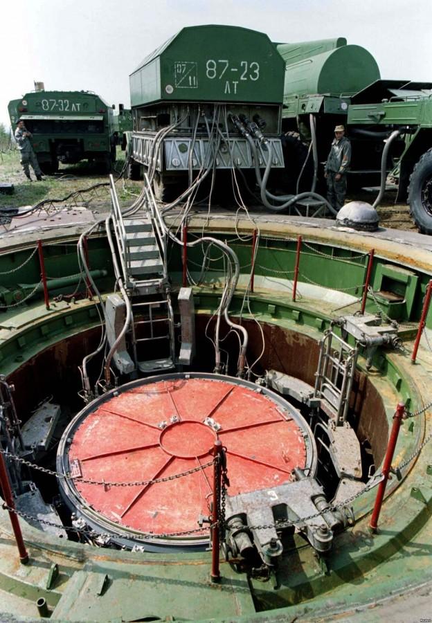Як знищувались стратегічні ядерні сили України