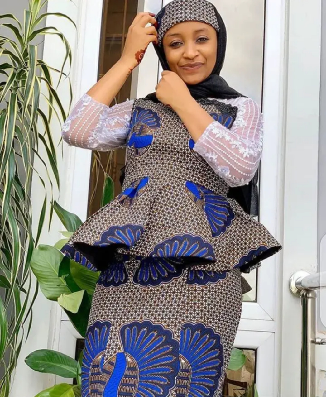 Hausa/Fulani Ladies Are Beautiful, Check Out Various Ankara Styles Worn By Arewa Women