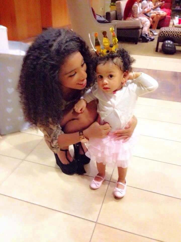 chris brown daughter - 720×960