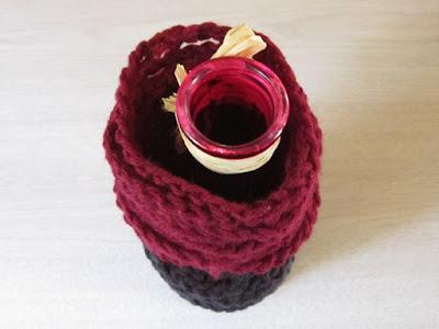 crochet, scarf, WIP