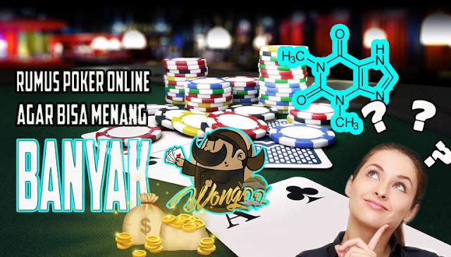 Rumus Poker Online