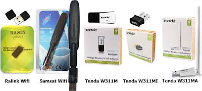 طريقة ضبط اعدادات الواي فاي لجهاز Vision Clever 4 WIFI moresat Digiclass Tenda ralink internet connexion DHCP