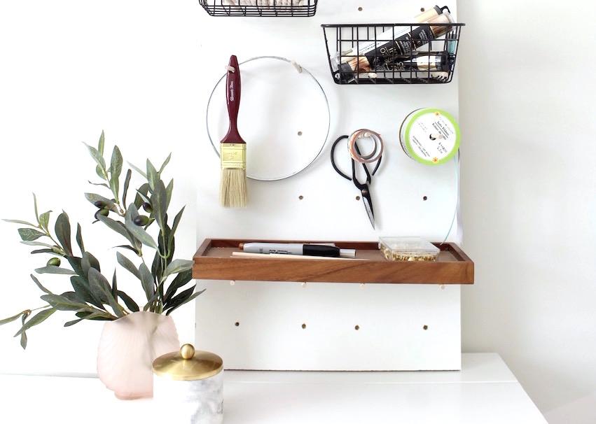 Customizable Craft Storage