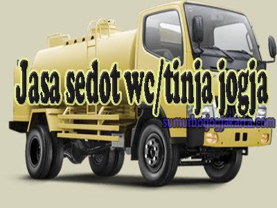 Jasa Sedot WC Septictank Penuh Jogjakarta