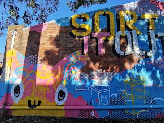 Penrith Street Art   Happy Decay