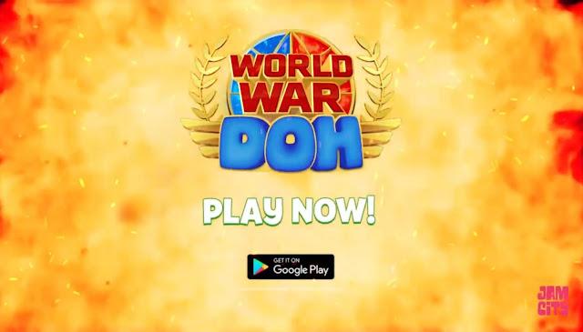 Wolrd War Doh Real-Time PvP