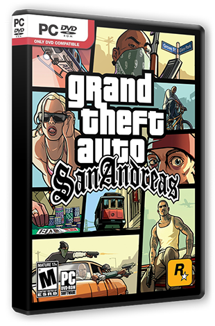 GTA / Grand Theft Auto: San Andreas (2005) PC | Steam-Rip GOPI SAHI