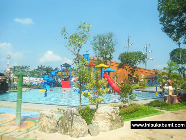 Santasea Waterpark Sukabumi, Wahana Air Terlengkap di Sukabumi