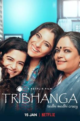 Tribhanga Tedhi Medhi Crazy (2021) [Hindi 5.1ch] 720p | 480p WEB HDRip ESub x264 750Mb | 300Mb