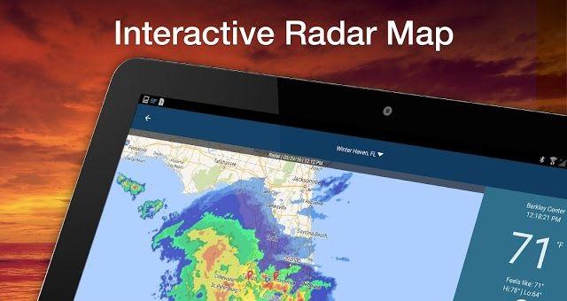 تحميل Flowx: visual long range weather forecast Mod