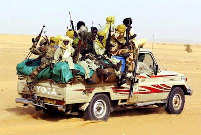 Perang Toyota, Saat Tank Dikalahkan Mobil Bak Terbuka
