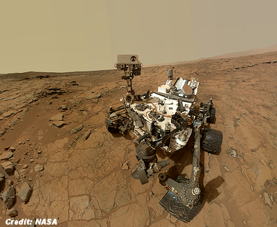 More Ingredients for Life Found on Mars