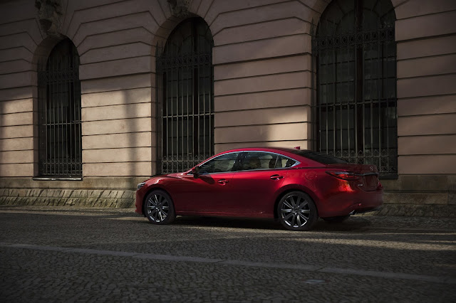 2021 Mazda6: Standing Out From Its Class
