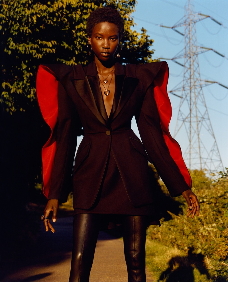 ALEXANDER MCQUEEN FALL/WINTER 2020 CAMPAIGN