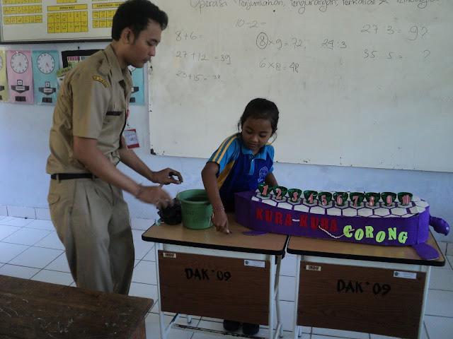 Media inovatif Matematika Kukurong (Kura-kura bercorong)
