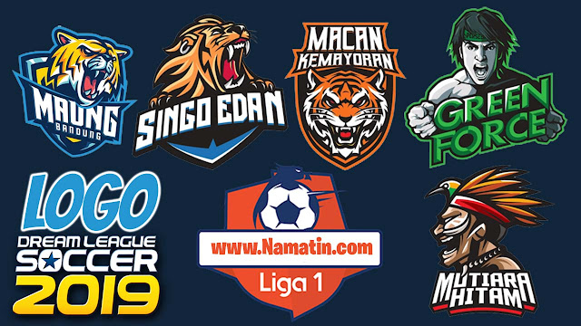 logo dream league soccer keren 2019