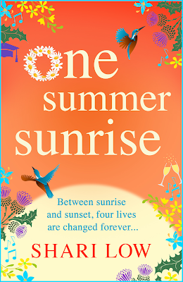 One Summer Sunrise by Shari Low book cover