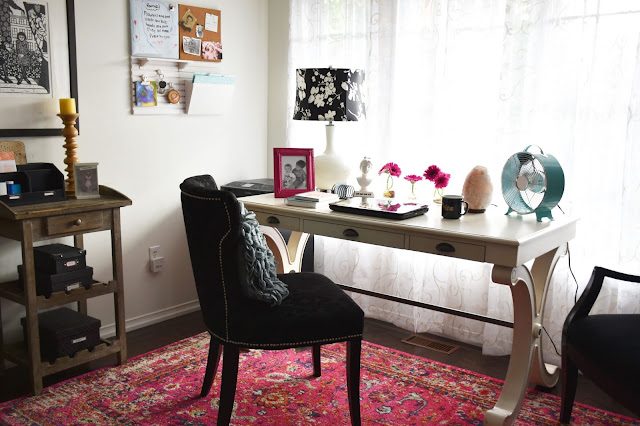 Woman In Real Life The Art Of The Everyday My Home Office