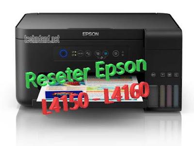 Reseter epson L1450-1460