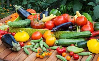 सब्जियों के नाम इंग्लिश में हिंदी में ▻ Vegetables Name