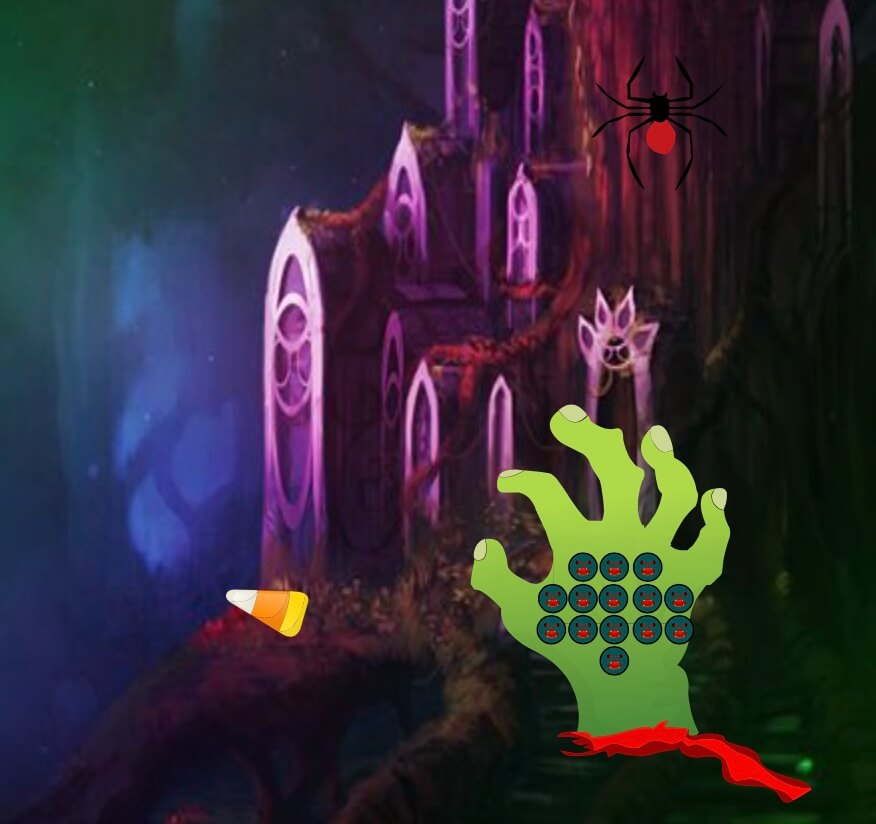 Games2rule Haunted Hand F…