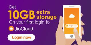 Make Log in & Get 10GB Free Space via JioCloud App
