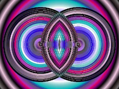 Vesica Piscis, Simbol Geometri Suci